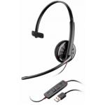 PLANTRONICS BLACKWIRE 310-M USB HEADSET