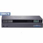 GXW4216 FXS Gateway