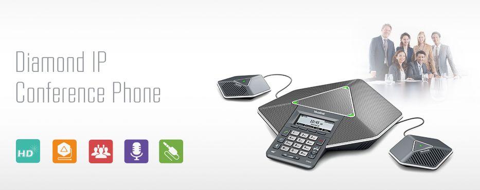 Yealink Teleconference IP Phone